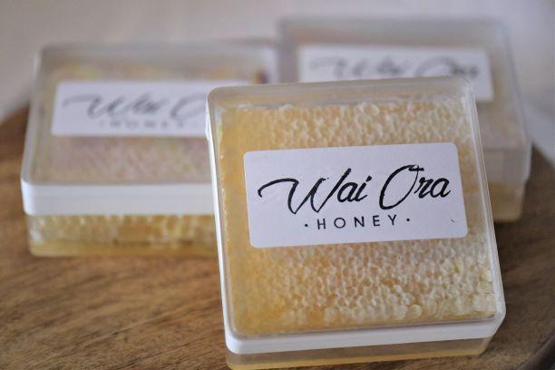 Raw Comb Honey